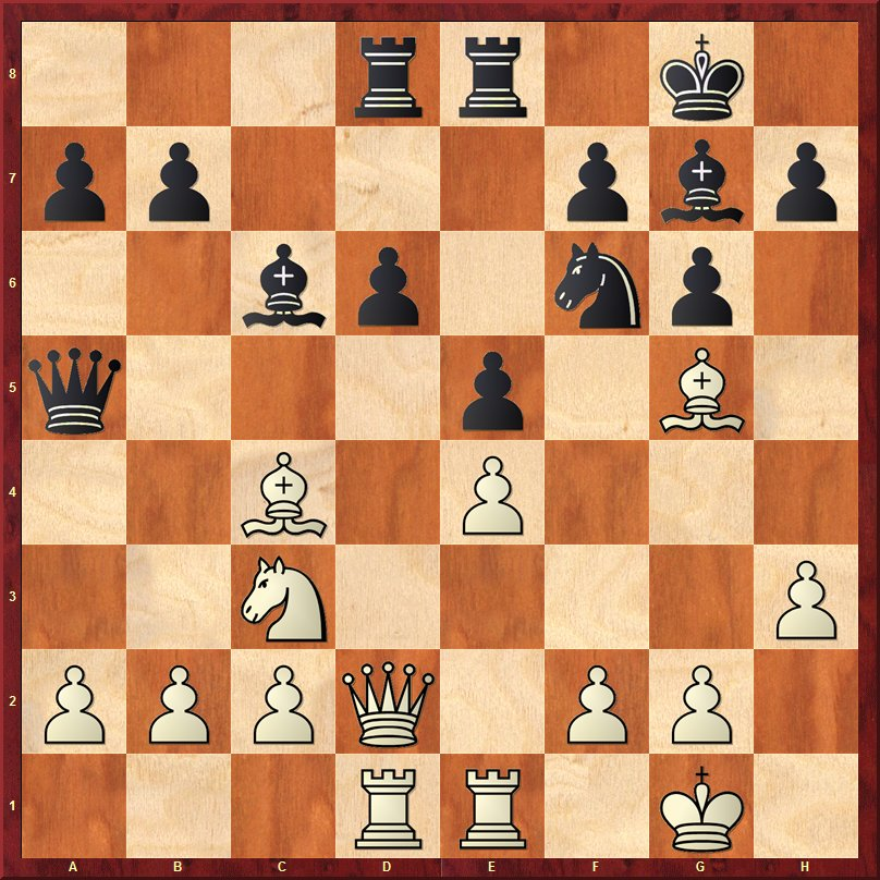 White to move and win