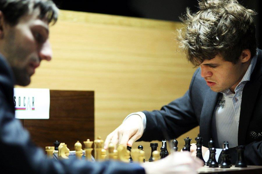 Grischuk-Carlsen