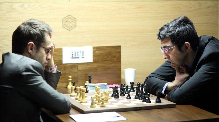 Aronian-Kramnik