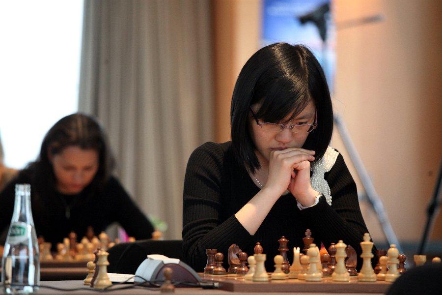 Former World Champion GM Hou Yifan