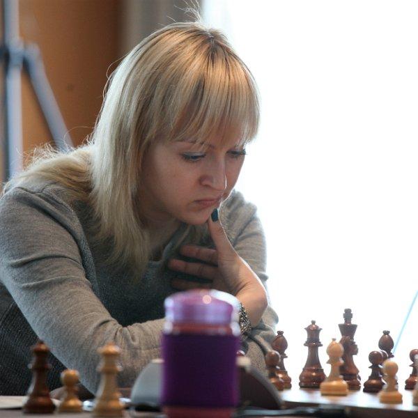 World Champion Ushenina
