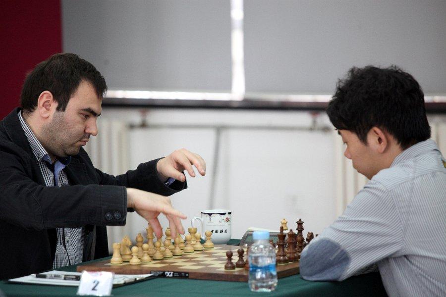 Mamedyarov-Wang Hao