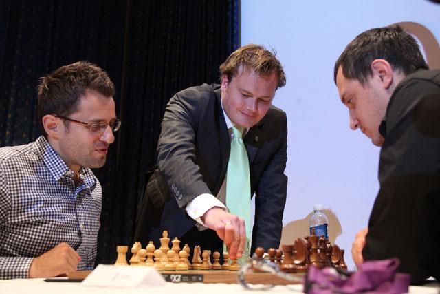 Aronian-Markov