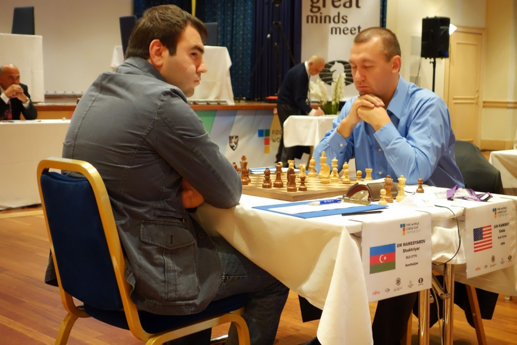 Kamsky-Mamedyarov