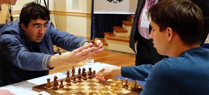 Kramnik, Andreikin