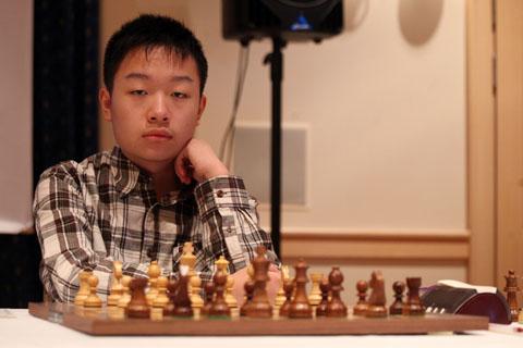Wei Yi of China