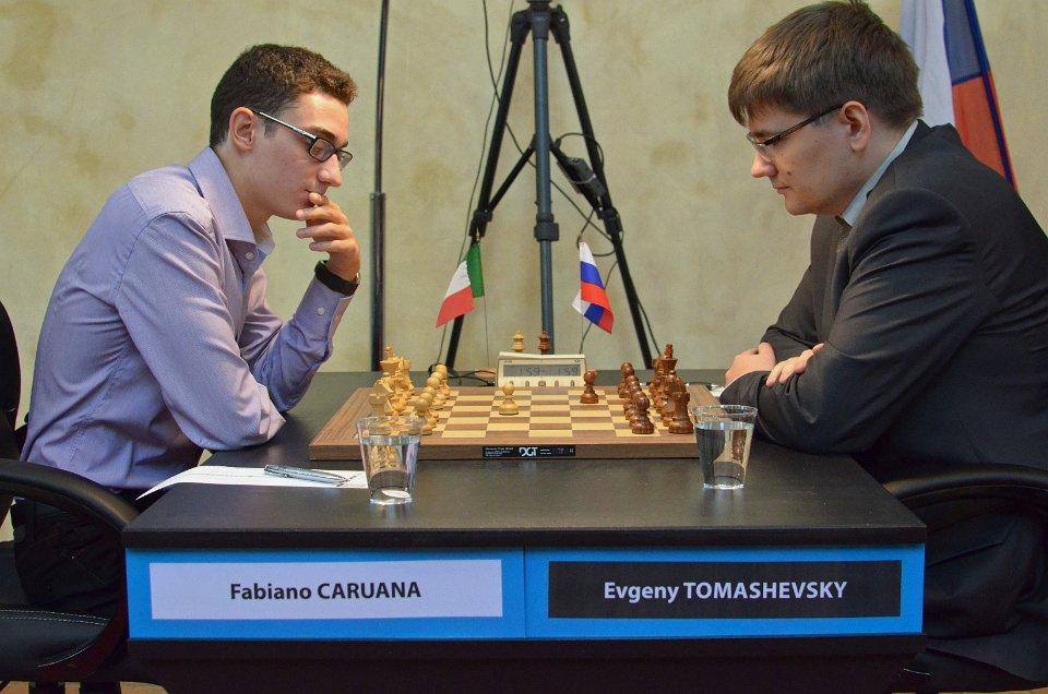 Caruana-Tomashevsky