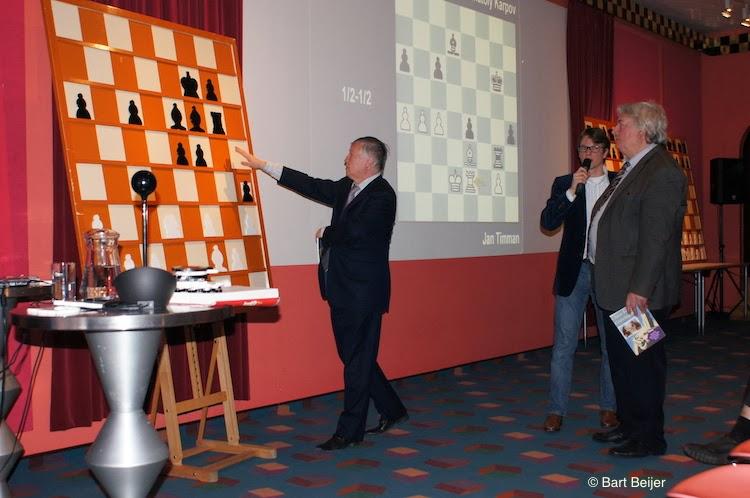 Timman-Karpov match