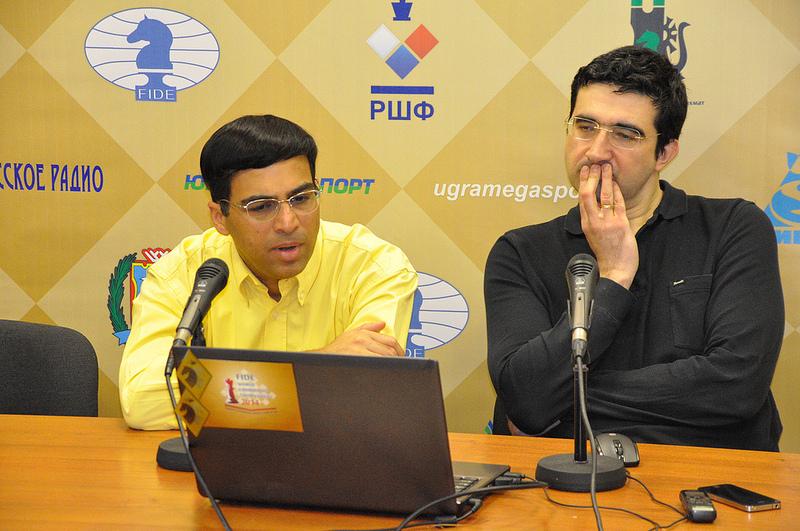 Anand, Kramnik