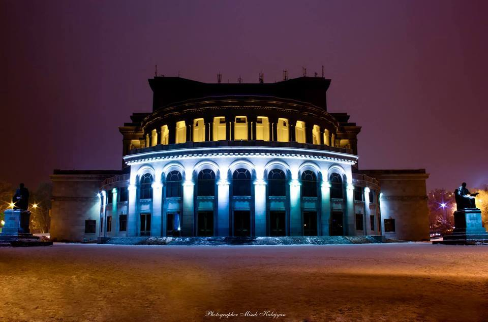 State Academic Theatre of Opera and Ballet after Alexander Spendiaryan