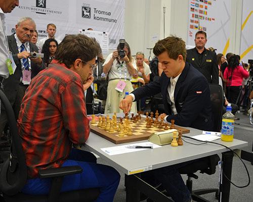 Aronian-Carlsen