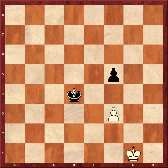 White to move. Is it a draw or a win for Black?