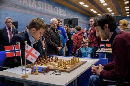 Jobava-Carlsen