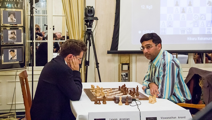 Aronian-Anand