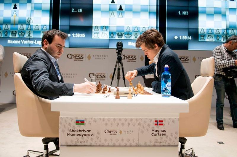 Carlsen-Mamedyarov