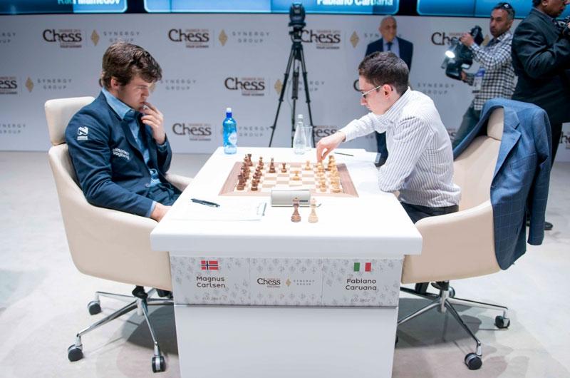 Caruana-Carlsen