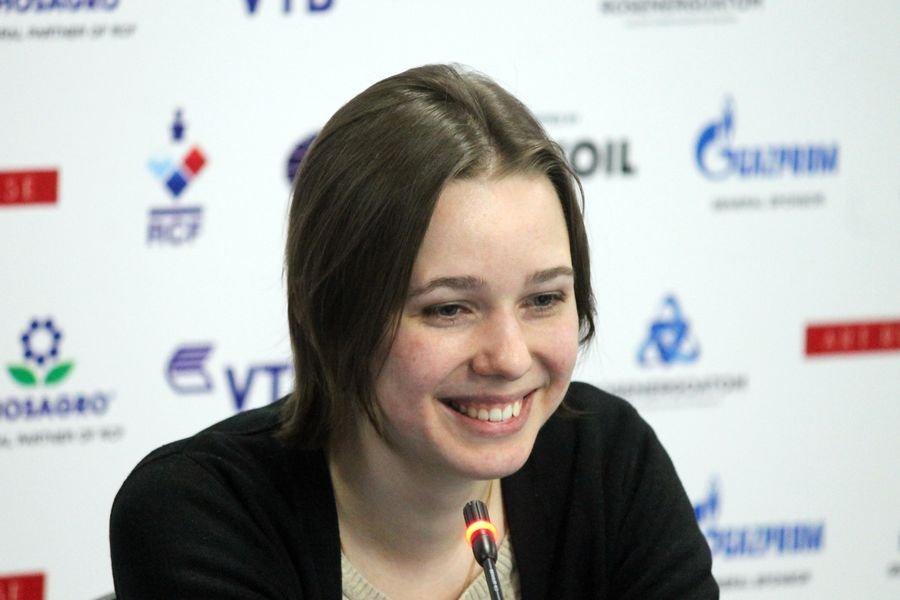 Maria Muzychuk