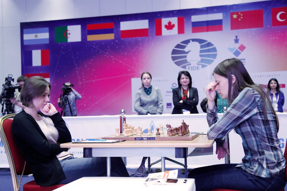 Muzychuk-Pogonina Game 2