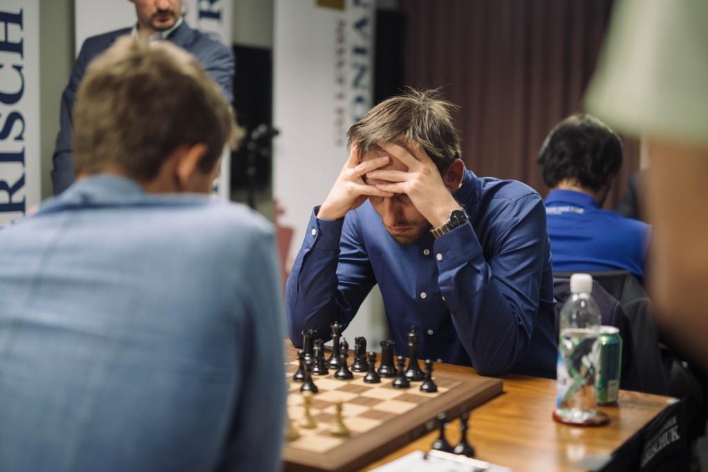 Carlsen-Grischuk