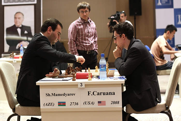 Caruana-Mamedyarov