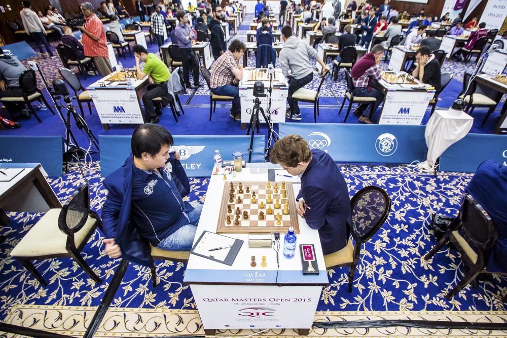 Carlsen-Li Chao