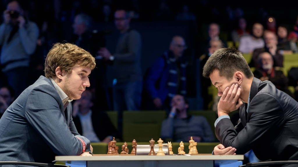 Ding-Karjakin (Photo by Alina l'Ami)