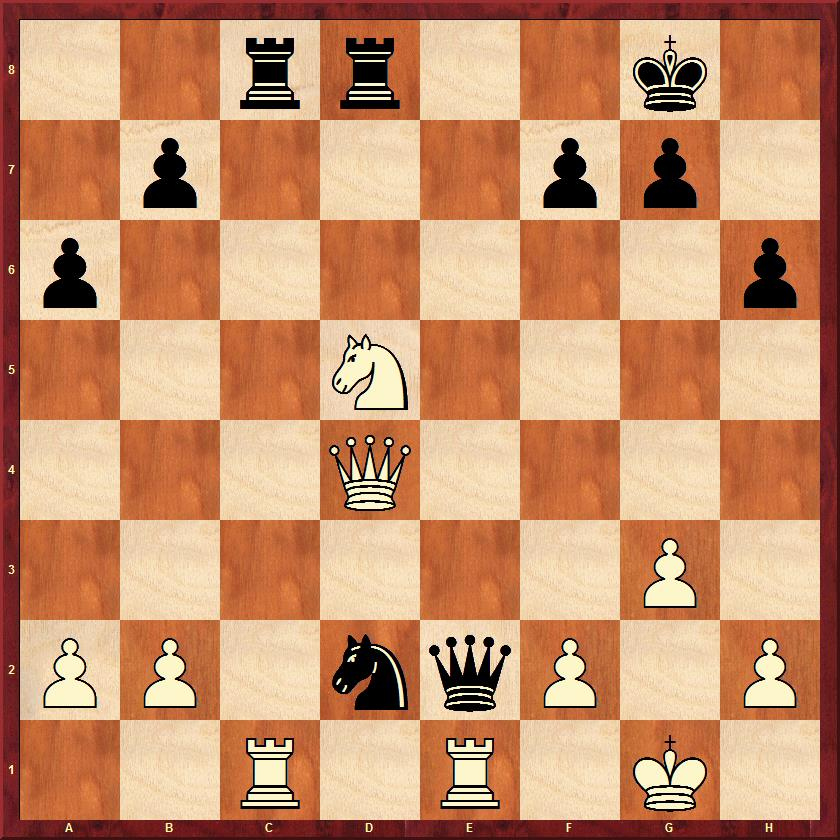 White to move and win material