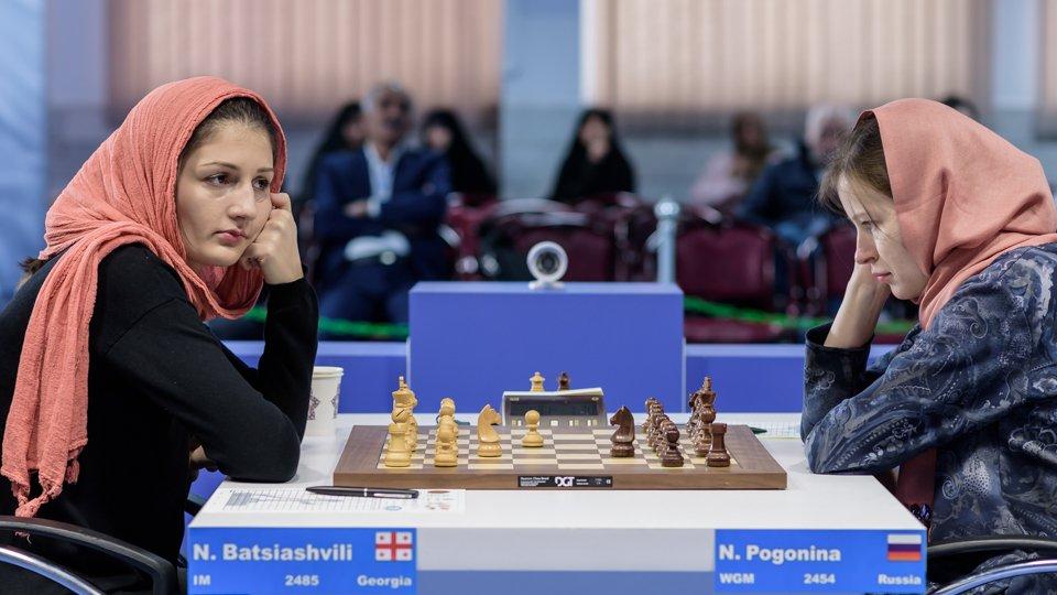 Batsiashvili-Pogonina (Photo by Alina L'Ami)