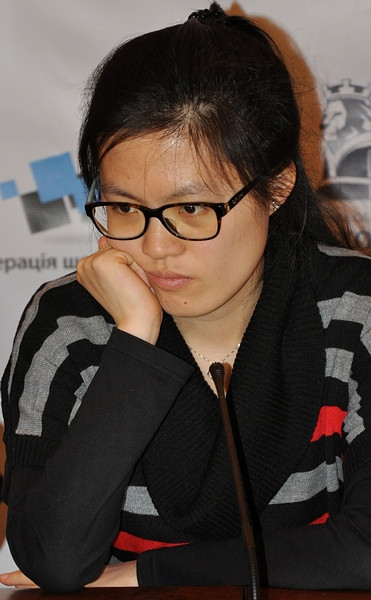 Hou (photo taken from chess-news.ru)