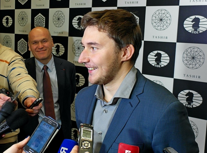 Karjakin (Photo taken from chess-news.ru)