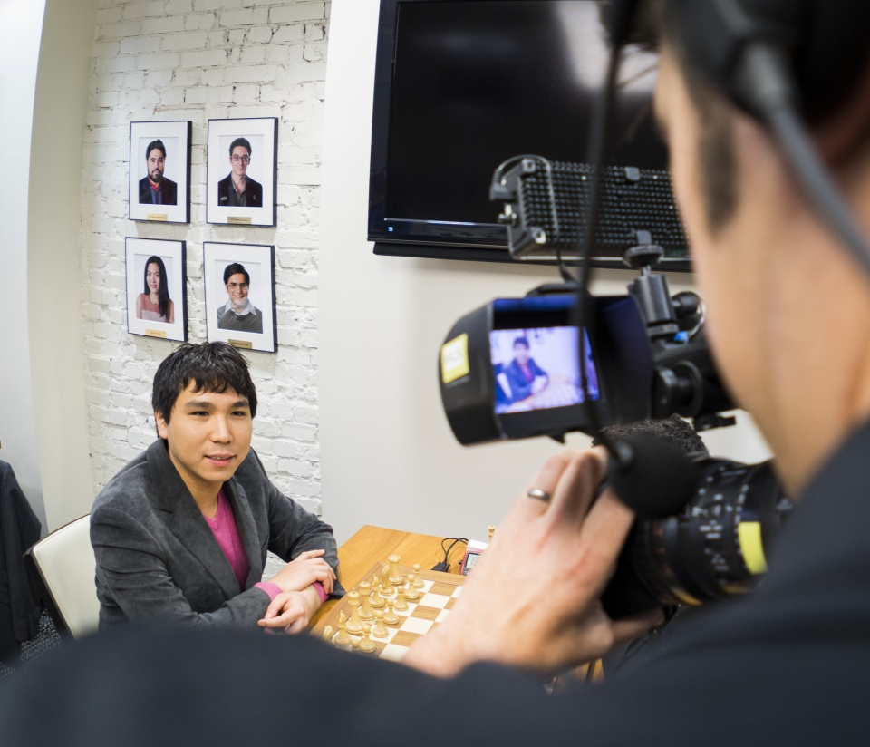 Wesley So (Photo by Lennart Ootes)
