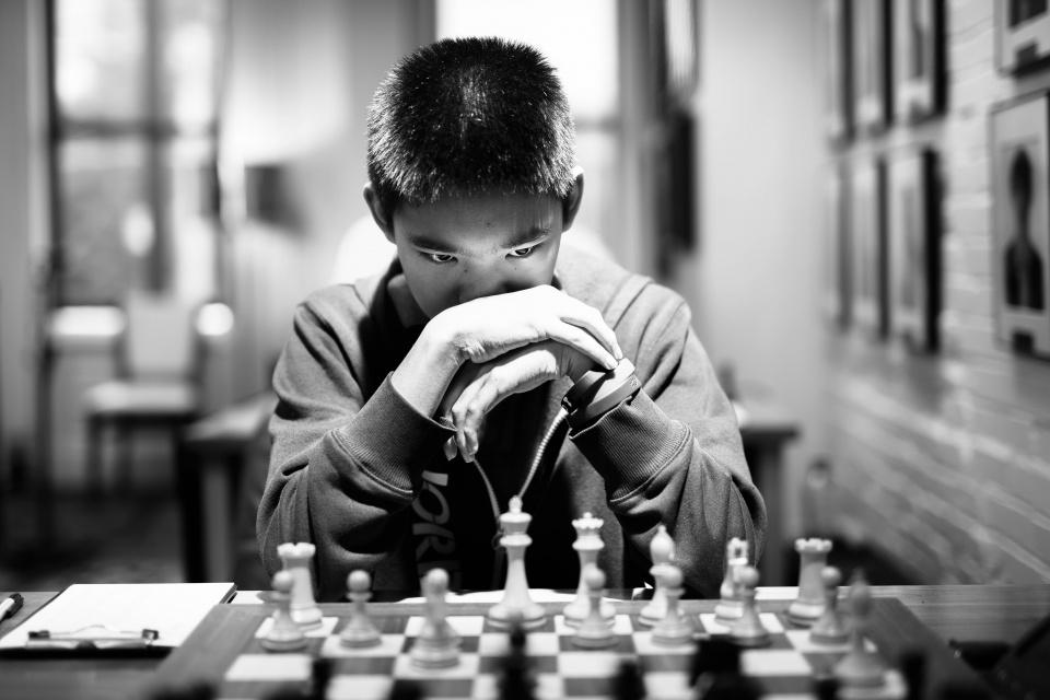 Jeffery Xiong (Photo by Austin Fuller)
