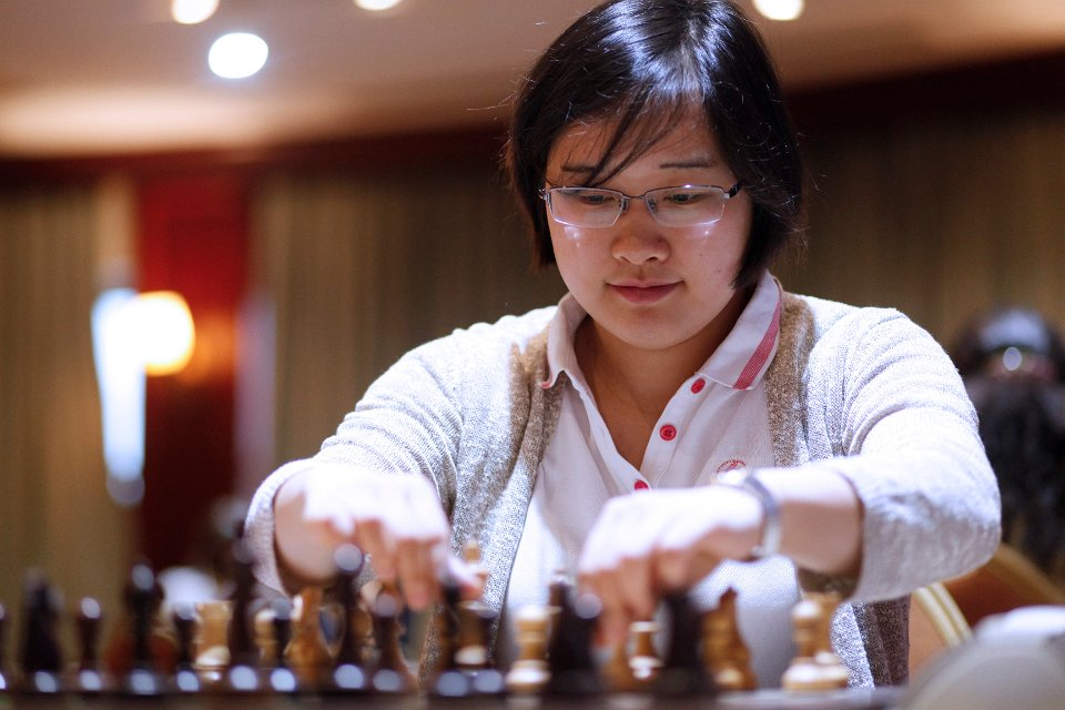 Zhao Xue (Photo taken from the official site)