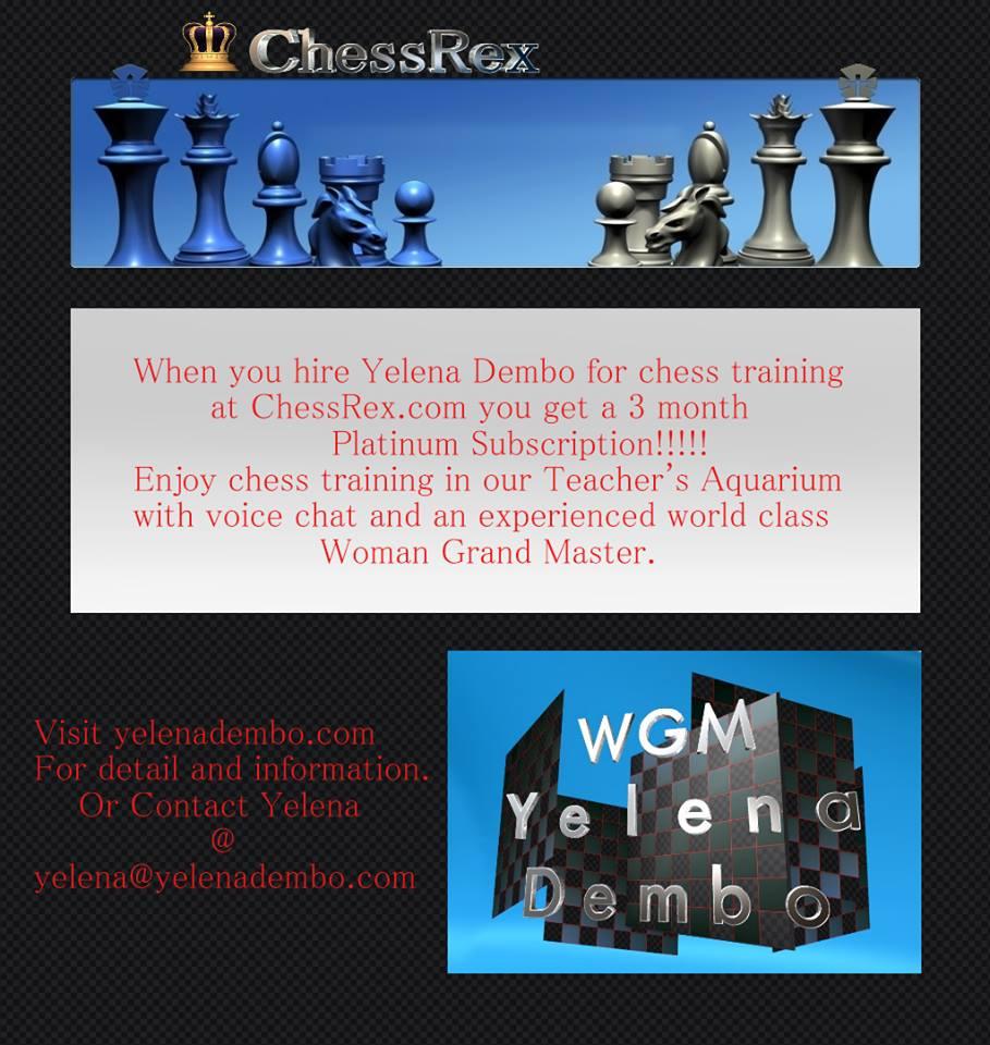 ChessRex offer