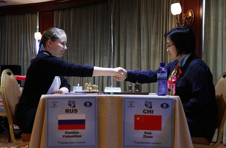 Gunina-Zhao Xue (Photo taken from the official site)