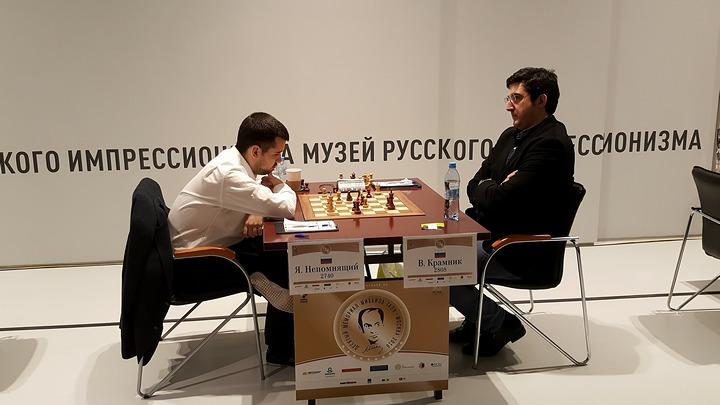 Nepomniaschi-Kramnik