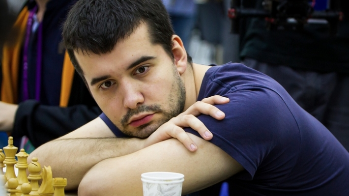 Nepomniachtchi (Photo taken from chess-news.ru)
